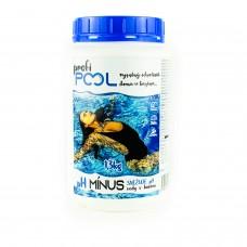 pH MÍNUS ProfiPOOL 1,3kg