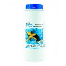 pH MÍNUS ProfiPOOL 2,5kg